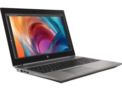 HP ZBook 15 G6 Intel® Core ™ i7-9850H processor (2.6 GHz base frequency, up to 4.6 GHz with Intel® Turbo Boost technology, 12 MB cache, 6 cores) 15.6 ″ FHD IPS screen, anti-reflective coating, WLED backlight and ambient light sensor, 400 nits (1920 × 1080