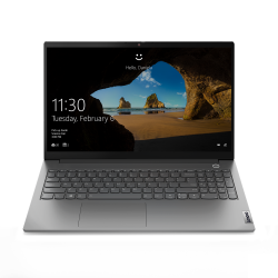 "Лаптоп Lenovo ThinkBook 15 G2 ITL (20VE0055BM_5WS0A23781), Intel® Core™ i5-1135G7 (8M Cache, 2.40 GHz up to 4.20 GHz, 4 ядра), 15.6"" FullHD (1920x1080) IPS, 8GB DDR4, 256GB SSD M.2, Backlit KBD, FreeDOS, Mineral Grey"