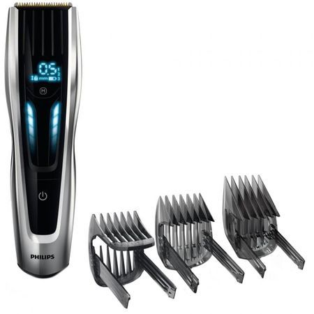 Машинка за подстригване Philips HC9450/15 Series 9000 hair clipper  Titanium Blades