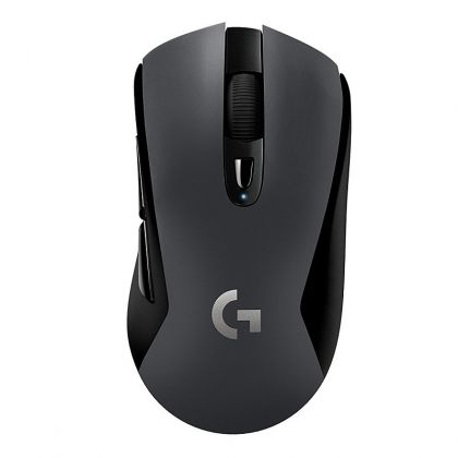 Безжична мишка LOGITECH G603 LIGHTSPEED (910-005101) - Wireless, Bluetooth, 12000 DPI, HERO Sensor, Black