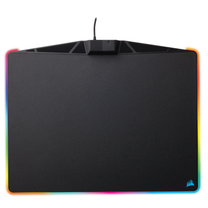 Подложка за мишка Corsair Gaming MM800 RGB Polaris, 350 x 260 x 5 мм (CH-9440020-EU)