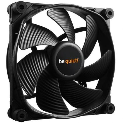 Охладител Be quiet! SilentWings 3 140mm High-Speed 3-Pin, Fan speed: 1.600, 28.1 dB(A), 3 years warranty