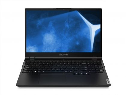 Лаптоп Lenovo Legion 5 15IMH05 , Intel® Core™ i5-10300H (8M Cache, 2.50 GHz up to 4.50 GHz, 4 ядра), 15.6