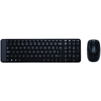 LOGITECH Wireless Desktop MK220 - EER - US International