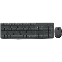 LOGITECH Wireless Combo MK235 - INTNL - Bulgarian Layout