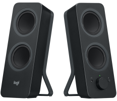 LOGITECH Audio System 2.1 Z207 with Bluetooth – EMEA - BLACK