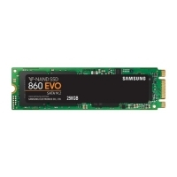 SSD Samsung 860 EVO Series, 250 GB 3D V-NAND Flash, M.2