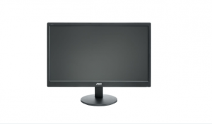 "Монитор AOC 18.5""LED 1366x768 16:9 200cd 20M:1 5ms VGA, Black, 3 years"