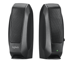 Колонки LOGITECH Audio System 2.0 S120 - Business EMEA - BLACK