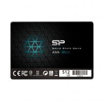 "SILICON POWER (Solid State Disk)2.5"" SATA SSD, A55, 512GB, TLC, std"