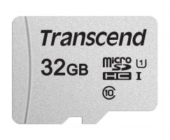 Памет Transcend 32GB microSDHC I, Class 10, U1 UHS-I (No Adapter), read: up to 95MBs, 45MB/s