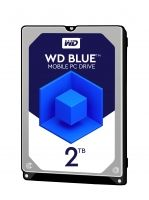 "HDD 2TB WD Blue (WD20SPZX), 2.5"", SATAIII, 128MB, 7mm"