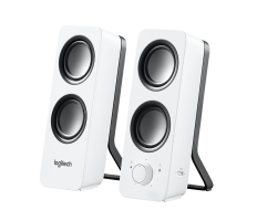 LOGITECH z200 Multimedia Speakers - SNOW WHITE - 3.5 MM - EU