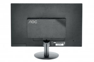 "Монитор AOC E2070SWN / 19.5"" TN/ HD+ (1600x900)/ 16:9/ 200 cd/m²/ 20M:1/ 5ms/ VGA x1/ Черен"