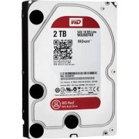 HDD 2TB SATAIII WD Red 64MB for NAS (3 years warranty)