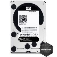 "HDD 500GB WD Black (WD5003AZEX), 3.5"", SATAIII, 7200rpm, 64MB"
