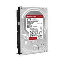 HDD 8TB SATAIII WD Red 256MB for NAS (3 years warranty)