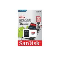 SanDisk Ultra Android microSDHC 32GB + SD Adapter + Memory Zone App 98MB/s A1 Class 10 UHS-I; EAN: 619659161422