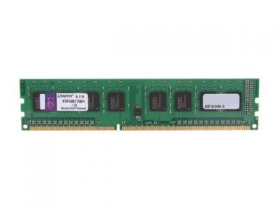 Памет Kingston 4GB DDR3 1600MHz Non-ECC CL11 DIMM 1Rx8