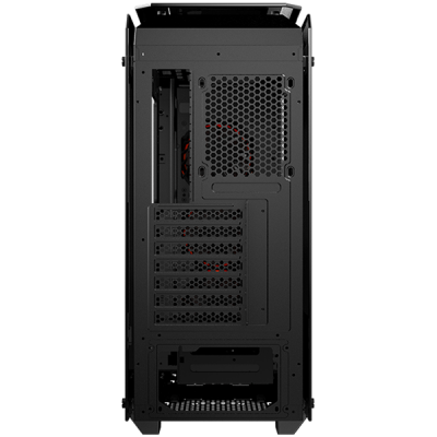 Chassis COUGAR PURITAS Middle Tower, Mini ITX/Micro ATX/ATX, Dimension (WxHxD) 218x520x490(mm), Max. Graphics Card Length 425mm, Max. CPU Cooler Height 160mm, Water Cooling Support, USB3.0x2/Micx1/Audiox1/Fan Controller, CM, Fan Speed Control
