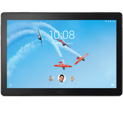 "Lenovo Tab P10 4G/3G WiFi GPS BT4.2, Qualcomm 1.8GHz OctaCore, 10.1"" IPS 1920x1200 Gorilla Glass 4, 4GB DDR3, 64GB flash, 8MP cam with flash + 5MP front, Fingerprint Reader, Nano SIM, MicroSD up to 256GB, USB-C, Android 8.0 Oreo, 4-speaker Dolby Atmos, Gl"