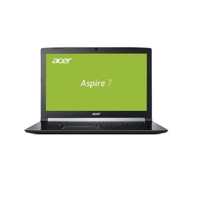 "NB Acer Aspire 7 A717-72G-74B2 /17.3""Full HD IPS ComfyView /Intel® Core™ i7-8750H/NVIDIA® GeForce® GTX 1050 4GB GDDR5 VRAM/8GB(1x8GB) DDR4 /1000GB+(m.2 slot SSD free NVMe)/ Finger Print on Touchpad/Keyboard backlit/4L/LINUX, Hair-Brush Anodizing"