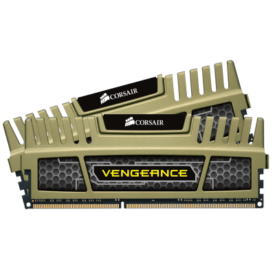 Памет Corsair DDR3, 1600MHz 16GB (2 x 8GB) 240 Dimm, Unbuffered, 9-9-9-24, Vengeance Heatspreader, Core i7, Core i5 and Core 2/AMD Phenom II - Dual Channel, 1.5V
