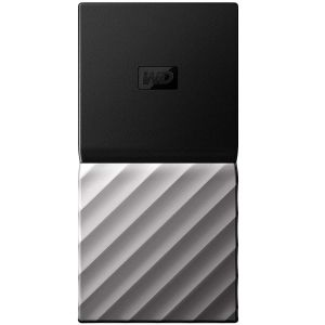 Външно SSD 256GB WD My Passport (WDBKVX2560PSL-WESN), USB 3.1, Black/Silver