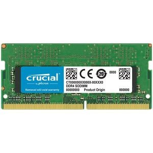 Памет CRUCIAL 4GB DDR4 2666MHz (PC4-21300) CL19 SR x8 SODIMM 260pin