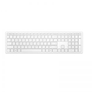 HP WHT PAV WL Keyboard 600