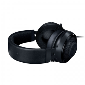 Razer Kraken Black 2019, Drivers: 50 mm with Neodymium magnets, Frequency response: 12 Hz – 28 kHz, Cooling Gel-Infused Cushions, Bauxite Aluminum Frame, Retractable Unidirectional Microphone, Input power: 30 mW (Max), Impedance: 32 Ω @ 1 kHz