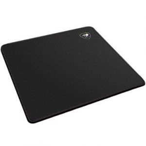 COUGAR Speed EX-S, Gaming Mouse Pad, Smooth Texture: Ultra-Fast Gaming, Stitched Border + 4mm Thickness, 260 x 210 x 4 mm