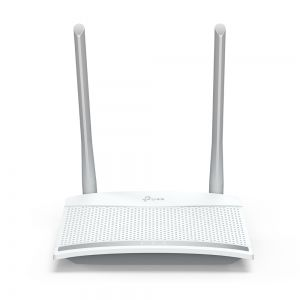 Router TP-Link TL-WR820N, 2,4GHz Wireless N 300Mbps, 2 x 10/100Mbps LAN Ports, 1 x 10/100Mbps WAN Port, Fixed Omni Directional Antenna 2 x 5dBi