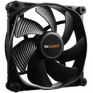 Охладител Be quiet! SilentWings 3 120mm High-Speed 3-Pin, Fan speed: 2.200, 28.6 dB(A), 3 years warranty
