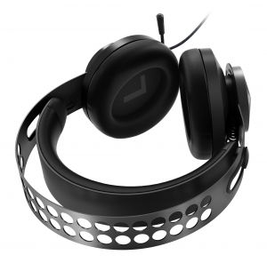 Геймърски слушалки Lenovo Legion H500 Pro 7.1 Surround Sound Gaming Headset, Iron Grey (GXD0T69864)
