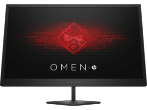 "Монитор HP OMEN 25 (Z7Y57AA), 24.5"" TN, FullHD (1920x1080), 16:9, 1 ms, 400 cd/m², 10M:1, AMD FreeSync, HDMI, DisplayPort, USB 3.0, Black"