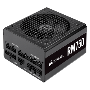 Захранване Corsair RM750 , 750W, ATX, 80 Plus Gold, EU Version