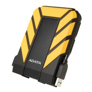 "Външен диск 1TB ADATA HD710 Pro , 2.5"", USB 3.2, Yellow - AHD710P-1TU31-CYL"