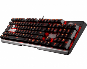 Геймърска клавиатура MSI VIGOR GK60 GAMING RGB - S11-04UK219-PA3