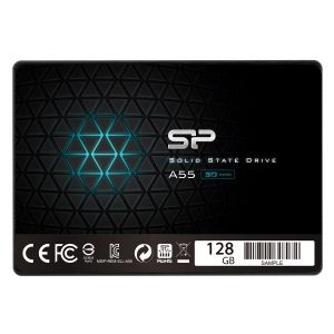 "SSD 128GB SILICON POWER Ace A55 (SP128GBSS3A55S25), 2.5"", SATA 6Gb/s, TLC 3D NAND"