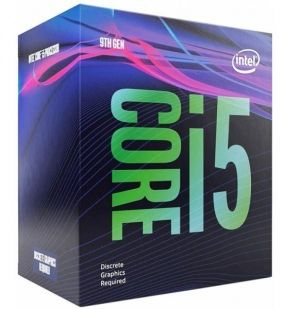 Процесор Intel Core i5-9400F (2.90 GHz up to 4.10 GHz, 9MB Cache, LGA1151) box