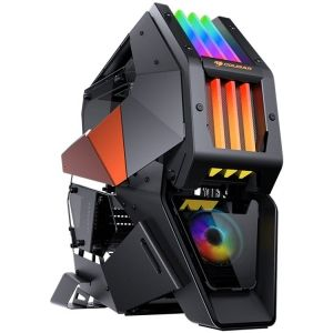 Кутия COUGAR CONQUER 2, Full Tower, CEB, RGB control, RGB lighting, Black