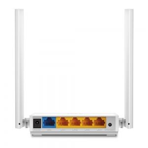 Рутер TP-Link TL-WR844N, Wireless N 300Mbps, 4 x 10/100Mbps LAN Ports, Fixed Omni Directional Antenna 2 x 5dBi