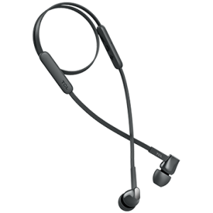 Безжични слушалки TCL MTRO100BT , In-ear Bluetooth Headset, Strong Bass, Bluetooth 5.0, Shadow Black