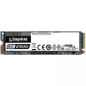 SSD 500GB Kingston KC2500 (SKC2500M8/500G), M.2 2280, NVMe™ PCIe, 3D TLC