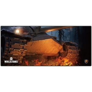 Подложка за мишка COUGAR Arena World of Tanks, 800 x 300 x 5 mm