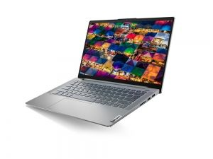 "Лаптоп Lenovo IdeaPad 5 14IIL05 , Intel® Core™ i5-1035G1 (6M Cache, 1.00 GHz up to 3.60 GHz, 4 ядра),  14.0"" FullHD (1920x1080) IPS, 8GB DDR4, 512GB SSD M.2 PCIe, Backlit KBD, Full-metal, Windows 10 Home, Platinum Grey - 81YH00CLBM"
