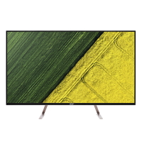 "Monitor Acer ET430Kwmiiqppx 108cm (43"") Resolution UHD 4K2K 3840x2160@60Hz, UHD HDR Ready,  IPS LED, Viewing Angle 178°(H), 178°(V),   Response Time 5ms, Brightness 350nits, HDMI (v2.0)+HDMI (v2.0)+DisplayPort (v1.2)+DisplayPort out+miniDisplayPort+SPK+Au"
