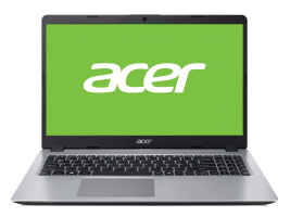 "NB Acer New Aspire 5 A515-52G-380A /15.6"" FullHD IPS Matte/Intel® Core™ i3-8145U/2GB GDDR5 NVIDIA® GeForce MX 130/8GB(1x8GB)DDR4/  1000GB+(m.2 slot SSD free)/4L/LINUX, Pure Silver"