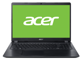 "NB Acer New Aspire 5 A515-52G-395Q /15.6"" FullHD IPS Matte/Intel® Core™ i3-8145U/2GB GDDR5 NVIDIA® GeForce MX 130/8GB(1x8GB)DDR4 / 1000GB+(m.2 slot SSD free)/4L/LINUX, Obsidian Black"